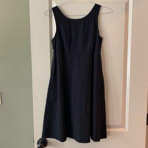 Jcrew embossed dress